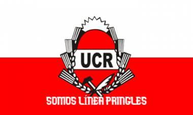 UCR Internas: Estimado Afiliado Radical