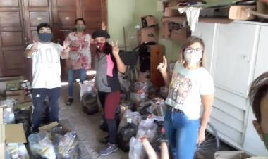 """""""El Frente de Unidad Peronista viene a seguir alimentando la unidad del peronismo"""""""