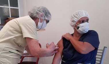 Campaña de vacunación contra el COVID-19