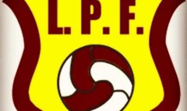 Boletín Oficial de la Liga Pringles de Fútbol