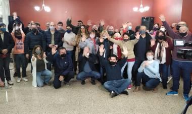 PASO 2021: JUNTOS obtuvo la victoria en Pringles