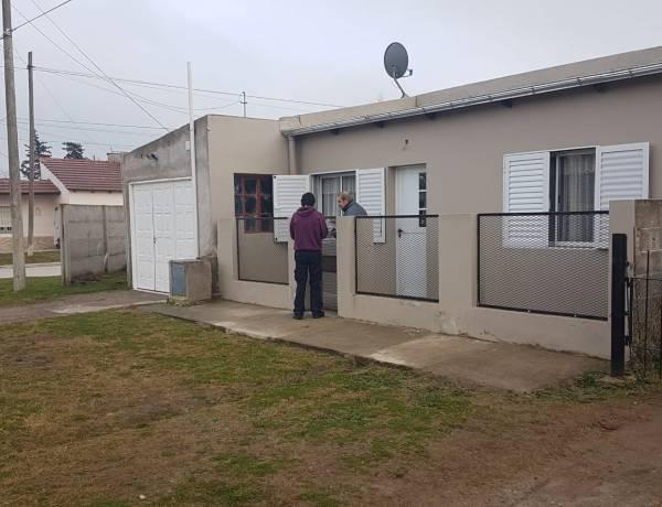 Programa de Saneamiento e Intervención Integral en el Bo. PVP Sur