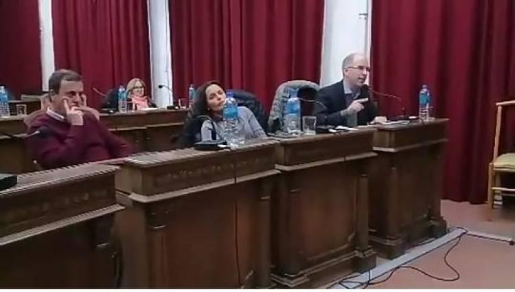 """""""Los delegados de ese gremio (por FESIMUBO) están trabajando activamente en campaña""""-Lisandro Matzkin"""