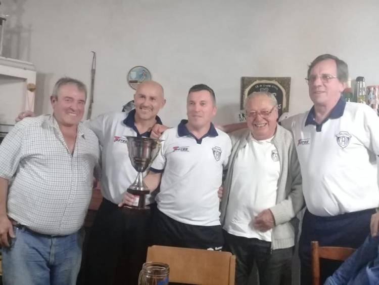 Bochas-Torneo 98 Aniversario