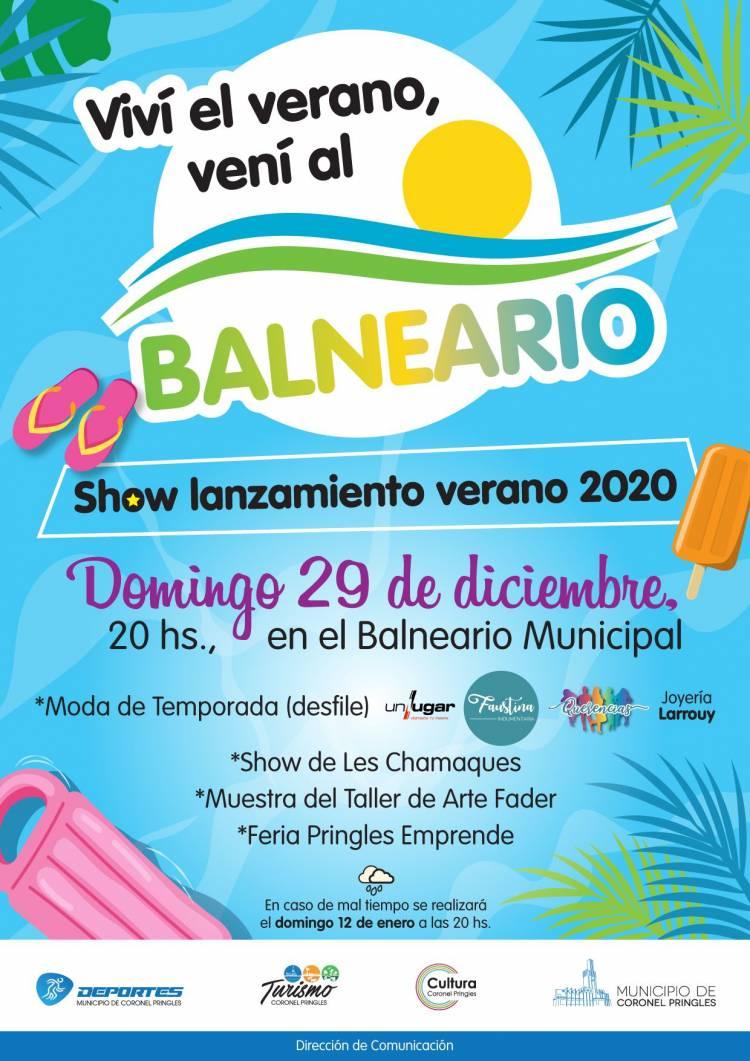 Show lanzamiento verano 2020
